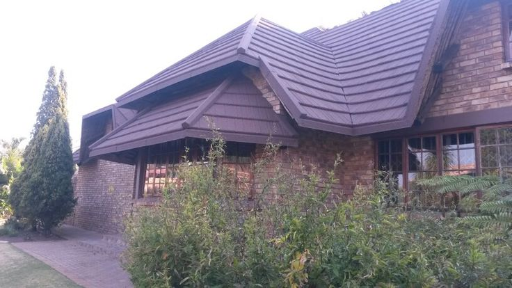 Your thatch roof can also as beautiful.
