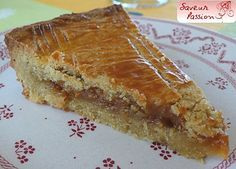 Gâteau breton, fourré caramel au beurre salé - à faire avec d'autres farces aussi mangue gingembre ou comme le bonbon au tamarin