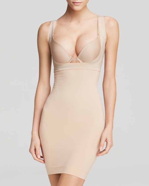 Spanx Slip - Shape My Day Open Bust Full #SS0215