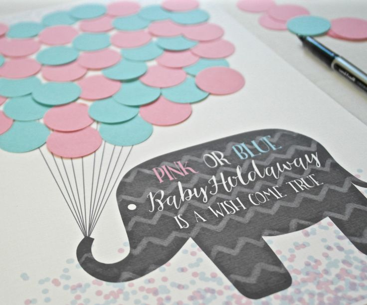 Gender Reveal Party, Gender Reveal Decorations, Gender Reveal Vote, Gender Reveal Game, Baby Shower Guestbook Alternative, Guest Sign In by SweetieandRoo on Etsy https://www.etsy.com/listing/248466077/gender-reveal-party-gender-reveal