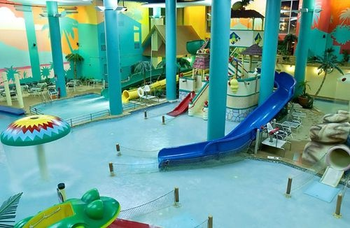 Hilton Hotel In Milwaukee With Water Park