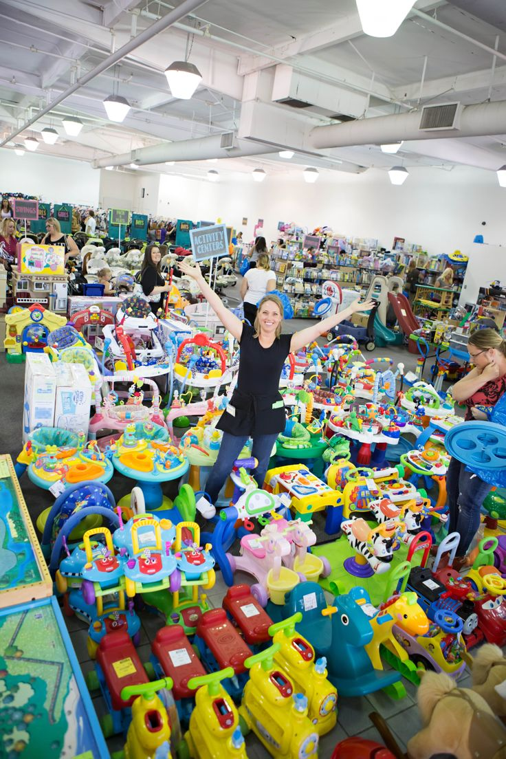 Do You Want To Buy Gently Used Children's Items At 5090% Off Retail