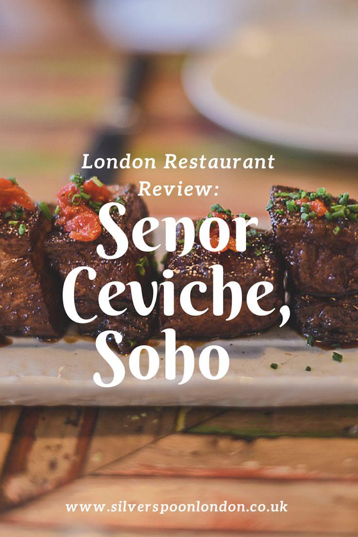 Restaurant review: Señor Ceviche