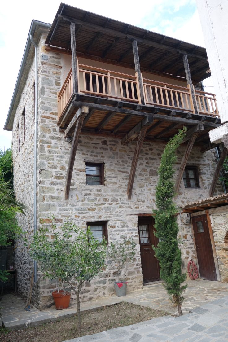 Old village #Nikiti #Sithonia #Halkidiki #Greece