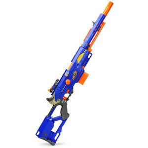 Gun: Maybe mod this (or pay someone else to) so it's like Caitlyn's gun?  BOUGHT