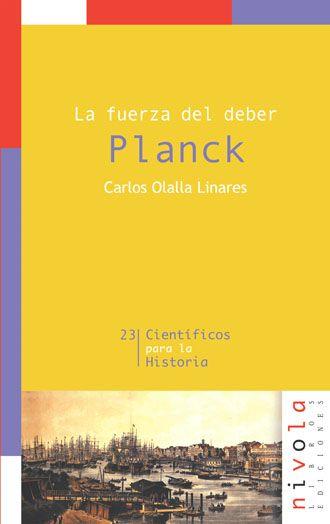 http://almena.uva.es/record=b1458129~S1*spi Max Planck se convirtió en el promotor involuntario de una revolución que habría de conmover una física sólidamente asentada sobre unos cimientos establecidos, cientos de años antes, por científicos como Galileo Galilei o Isaac Newton. Con su descubrimiento de la ley de radiación del cuerpo negro...