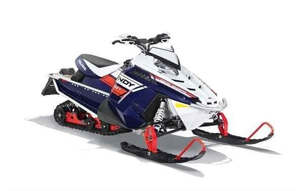 "New 2016 Polaris 600 INDY SP Terrain Dominator LE Snowmobile For Sale in Pennsylvania,PA. he Limited Edition 600 INDY® SP Terrain Dominator Series sled includes:• Retro Color Package - Includes a Midnight Blue Side Panel & Tunnel, White Hood, White Nosepan, Red Painted Rails & Spindles, Red Ski Toes• 1.25"" Ripsaw II Track• Electric Start• Digital MFD Gauge• PRO-RIDE Underseat Bag• Extreme Front Bumper• White Low Windshield & HandguardsLegendary Performance PRO-RIDE Chassis: The INDY® is…"