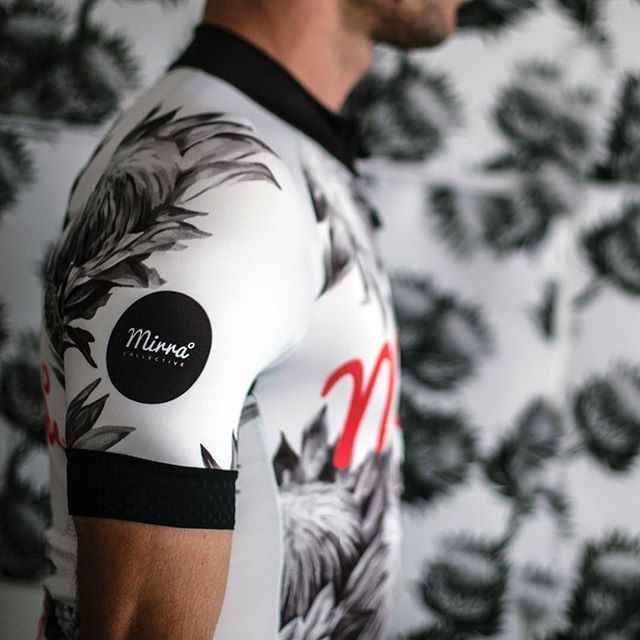 """""""""""The Golden Protea built for warm summer days of adventure."""" Our first batch is almost sold out thank you for the support we will be restocking the larger end of the size curve in the next couple days. #cycling #newkitday #GoldenProtea #mirra #wymtm #kitdoping"""" Photo taken by @mirracollective on Instagram, pinned via the InstaPin iOS App! http://www.instapinapp.com (05/21/2016)"""