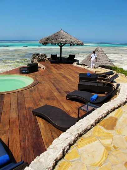 The Olive Dragonfly: Honeymoon Pt 2 - Zanzibar, Karafuu