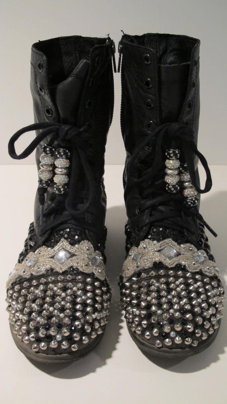 21 best Embellished Shoes by EpicJennM images on Pinterest