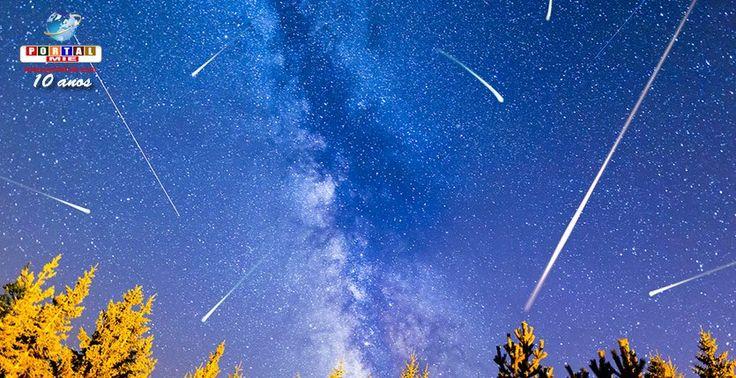 Chuva de meteoros: Noite de sábado (22) será iluminada por estrelas cadentes!