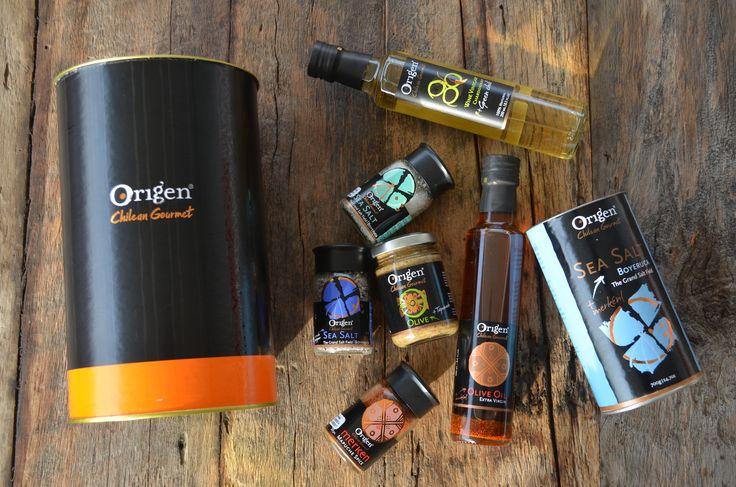Los mejores Regalos Gourmet son de Origen!!