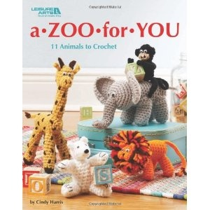 A Zoo For You (Leisure Arts #5152) (Paperback)  http://howtogetfaster.co.uk/jenks.php?p=1609000234  1609000234