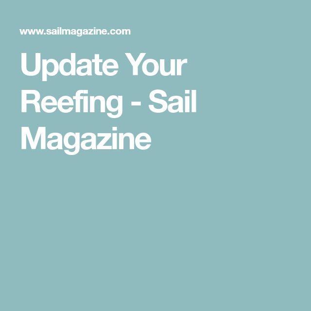 Update Your Reefing - Sail Magazine