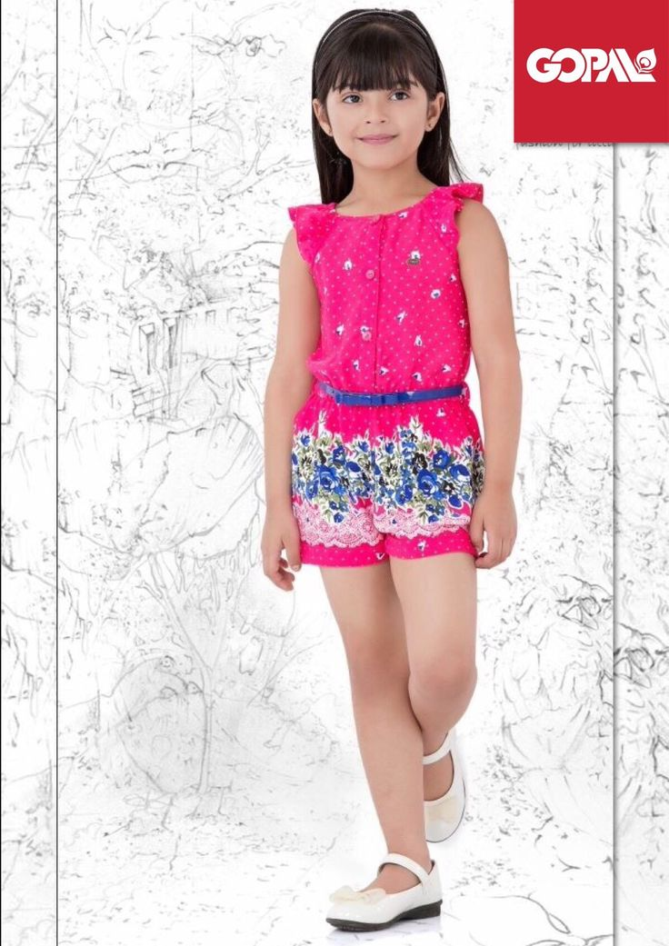 Summer is the most awaited time for Kids  Make sure they enjoy it in style & comfort with #Gopal  #KidsWear #Jumpsuits #OnlyGopal