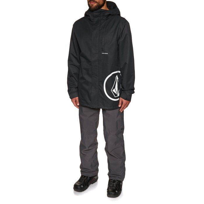 Volcom Mens 17 Forty Insulated Snow Jacket