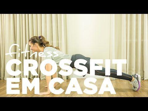 Fitness: Queime até 800 calorias com treino funcional - YouTube