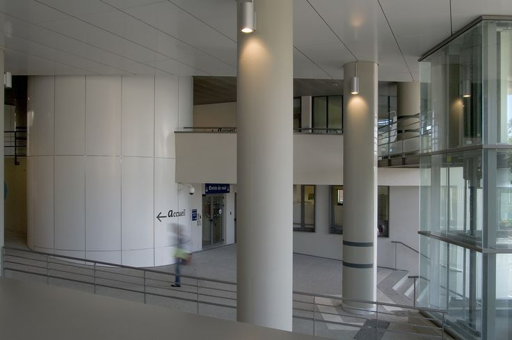 Gallery of Toulouse Rangueil Hospital / Art&Build Architects - 8
