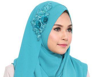 Instant HIjab/Slip On CARMILA Aida Naim Instant Shawl By
