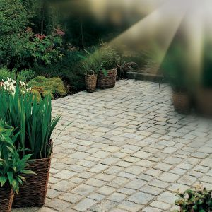 Use Bradstone Cobbles to create a little piece of history in your own backyard.