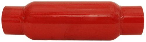 Cherry Bomb Glasspack Muffler 87524 - The original high performance glasspack muffler since 1968. Features the legendary deep and mellow Cherry Bomb sound. Straight-thru design reduces back pressure and maximizes horsepower. It has universal fit and header styles.  - http://specsautoparts.com/cherry-bomb-glasspack-muffler-87524/
