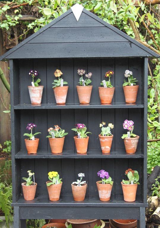 flowerpot shelf