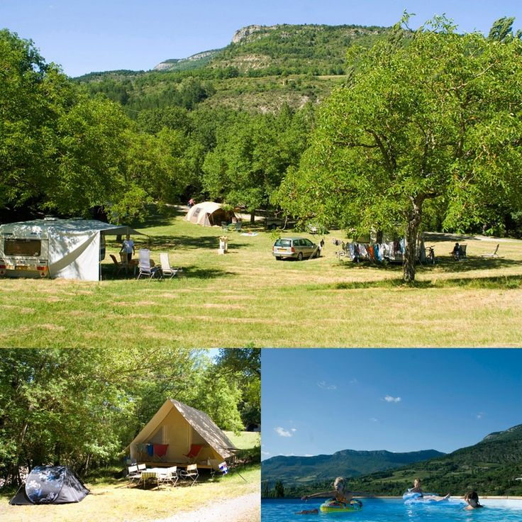 Camping, campsite South France, Glamping, Tent Trapper, tente trappeur, wood&Canvas Tent