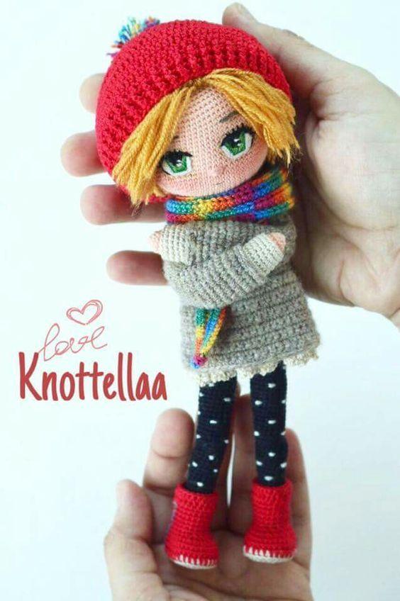 ♡ crochet muñecas