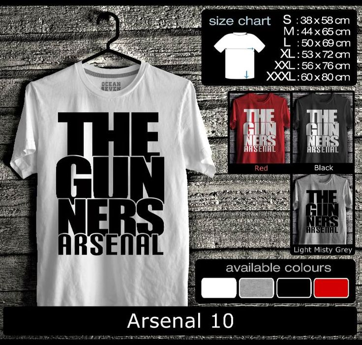 Kaos Arsenal FootBall Club   Kaos The Gooners Mania 3