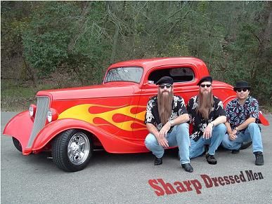 What Is the ZZ Top Car