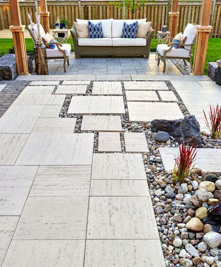 Patio Ideas With Existing Concrete Slab: 25+ Best Ideas About Backyard Patio Designs On Pinterest