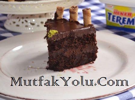 Kahveli çikolatalı pasta