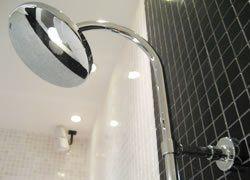 サーモシャワー混合栓(TA03019)|浴室・トイレの通販|サンワカンパニー