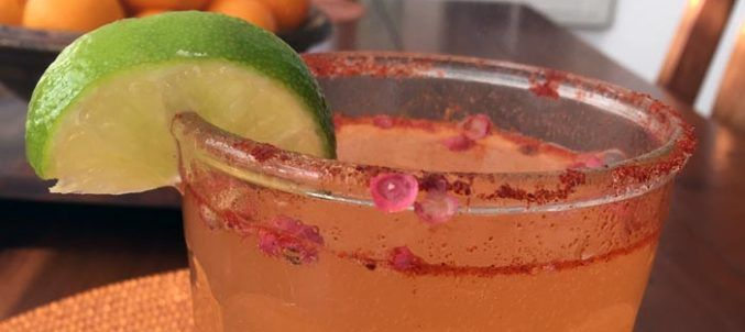 Grapefruit Splash Elixir