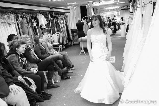 our Sophia tolli wedding dresses catwalk show