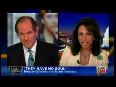 Video: CNN Host Slams Anti-Islam Bigot Brigitte Gabriel (CAIR)