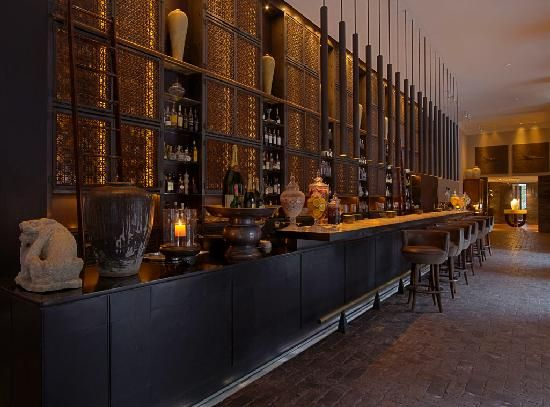 the-bar-at-the-setai Indian restaurants inspiration
