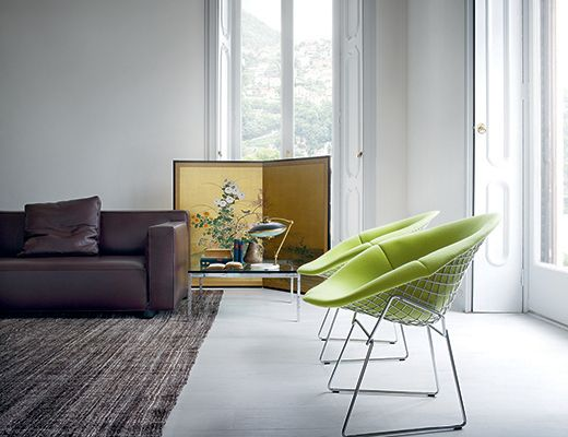 Delightful The Diamond Chair By Harry Bertoia Is An Astounding Study In Space, Form  And Function Good Looking