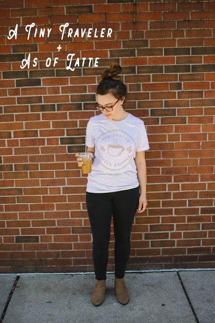 A Tiny Traveler: A Tiny Traveler + As of Latte