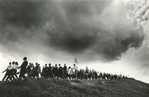 James Karales (American, 1930–2002). Selma-to-Montgomery March for ...