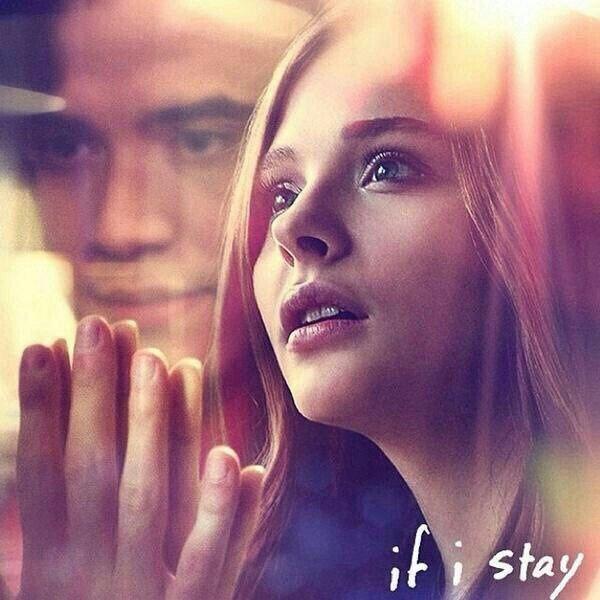 If I Stay movie - Mia Hall and Adam Wilde