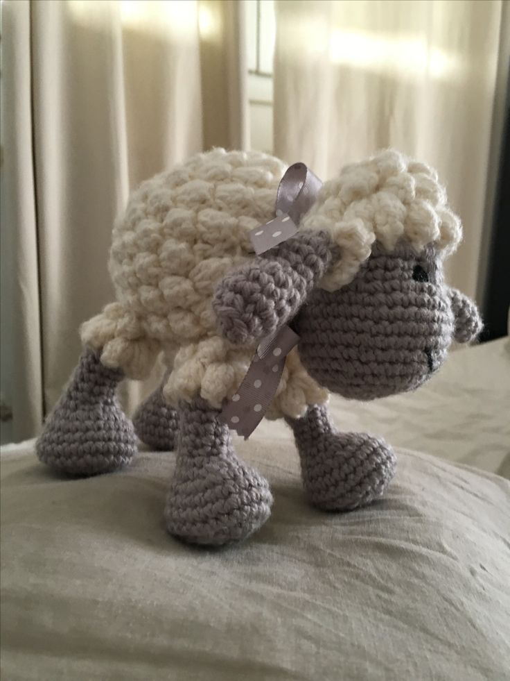 Amigurumi ovejita Hugo