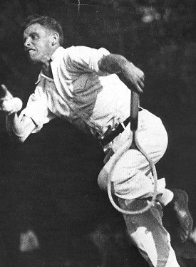 R. Lindley Murray, 1917-18 U.S. National Champion, was inducted into Tennis Hall of Fame in 1958.  #tennis
