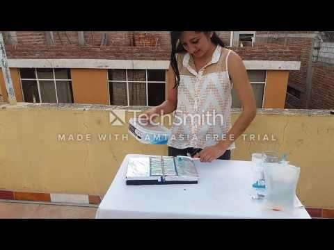 panel solar casero - YouTube