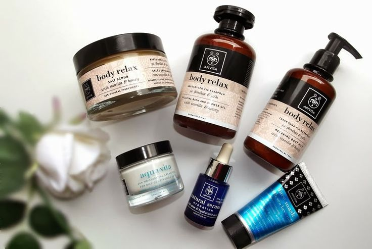 Blushing Loves : The Apivita Pampering Giveaway (Open   Greece Only...