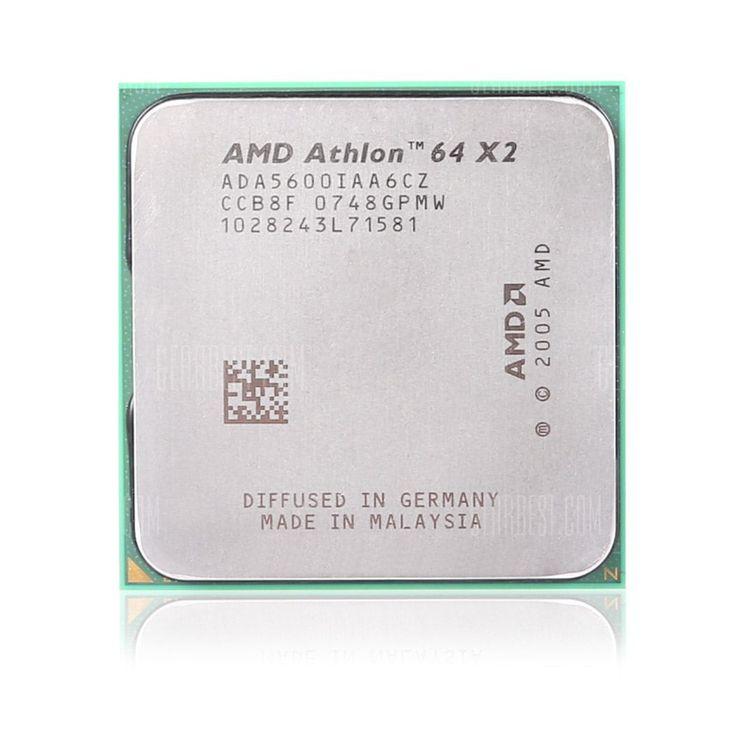 AMD Athlon 64 X2 5600 Dual-core 2.0GHz CPU #Shoproads #onlineshopping #CPU