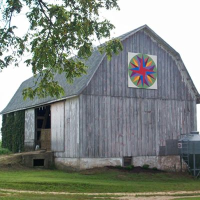Barn Quilts ... Covering Barns Across Rural America  See Article about Barn Quilts http://thelmac.hubpages.com/hub/Barn-Quilts