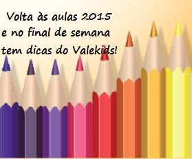 Dicas de SP com crianças - Valekids Programação Infantil em São Paulo   3 a 6 anos