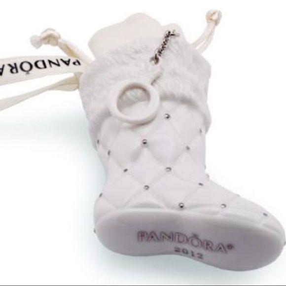23 best Pandora- Christmas Ornaments images on Pinterest   Pandora ...