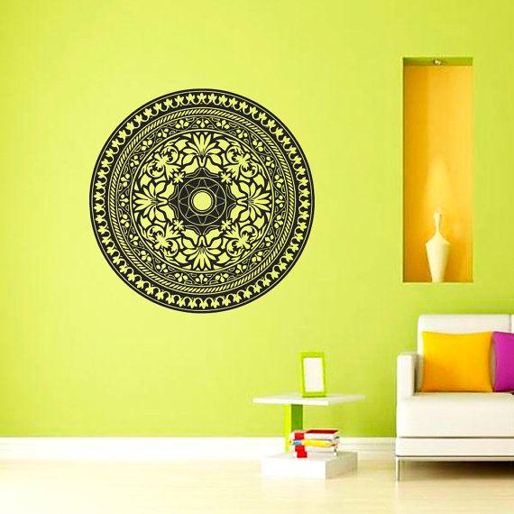 Best Yoga Meditation Room Images On Pinterest Meditation - Zen wall decalsvinyl wall decal yin yang yoga zen meditation bedroom decor